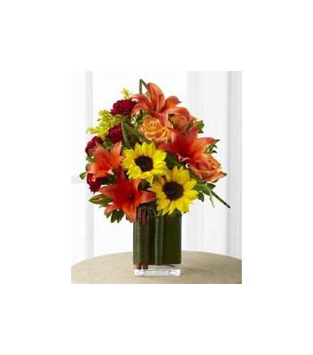 Photo of flowers: The FTD Vibrant Views Bouquet