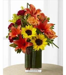 Photo of The FTD Vibrant Views Bouquet - B7-4826