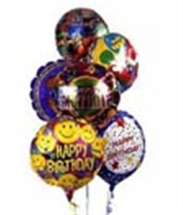 Helium balloons addon