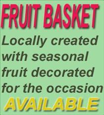 Photo of Fruit Basket - IC-FRUIT
