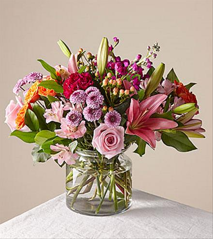 Photo of flowers: Sweetest Crush Bouquet 19-V3