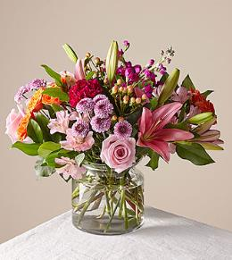 Photo of flowers: Sweetest Crush Bouquet