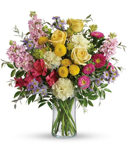 Photo of flowers: Goodness and Light Bouquet TSP03-1