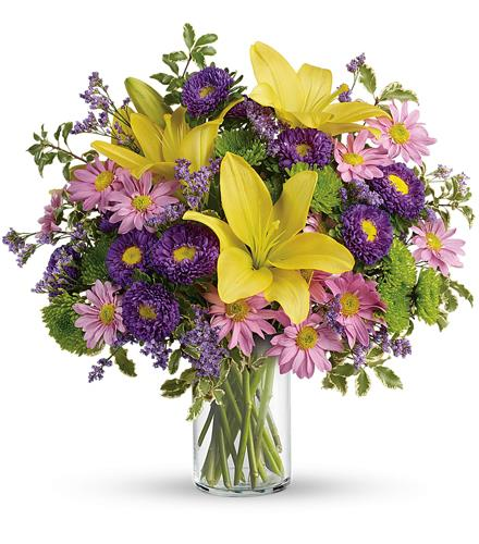 Photo of flowers: Fresh And Fabulous Bouquet TSP04-1