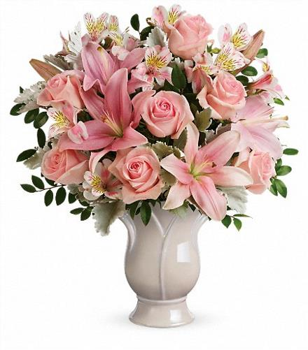 Photo of flowers: Soft And Tender Bouquet T278-6