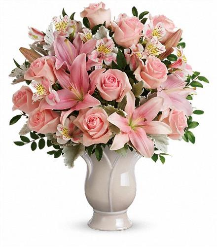 Photo of flowers: Soft And Tender Bouquet