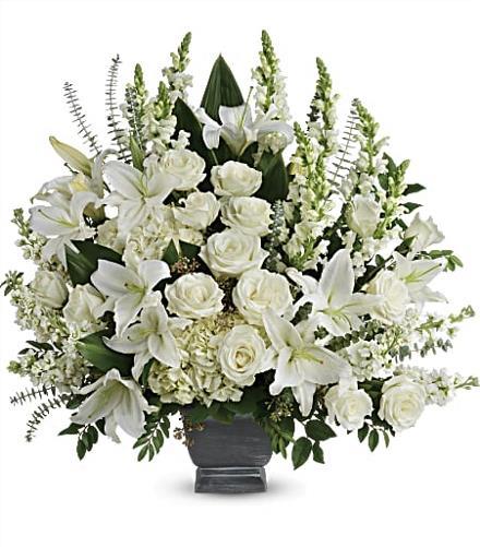 Photo of flowers: True Horizon Bouquet