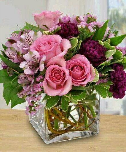 Photo of flowers: Nice and Easy Fresh Bouquet
