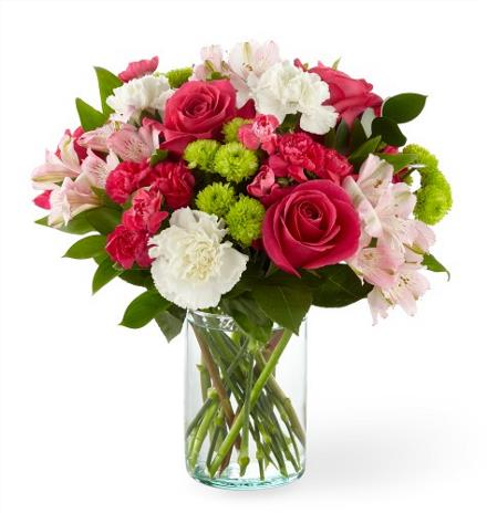 Photo of flowers: Sweet & Pretty Bouquet - B35