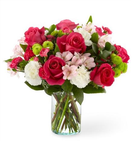 Photo of flowers: Sweet & Pretty Bouquet -