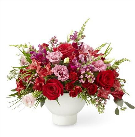 Photo of flowers: Passion Picks Bouquet - D19