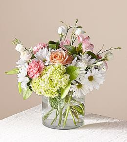 Photo of flowers: Full of Joy Vase Bouquet