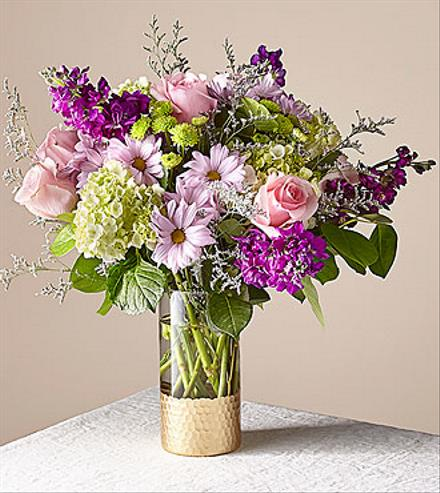 Photo of flowers: Lavender Bliss Bouquet