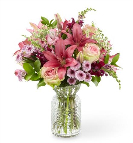 Photo of flowers: Adoring You Bouquet 19-M2