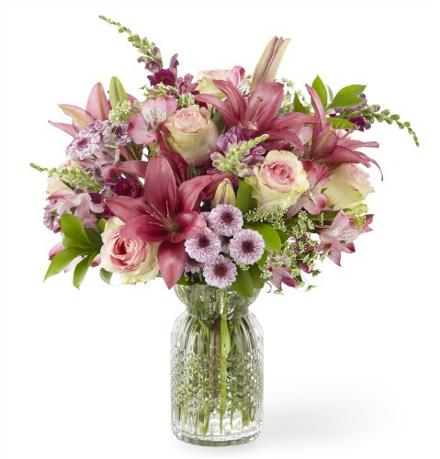Photo of flowers: Adoring You Bouquet