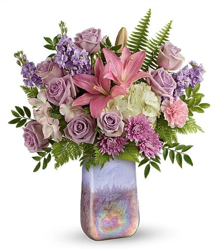 Photo of flowers: Iridescent Beauty Bouquet