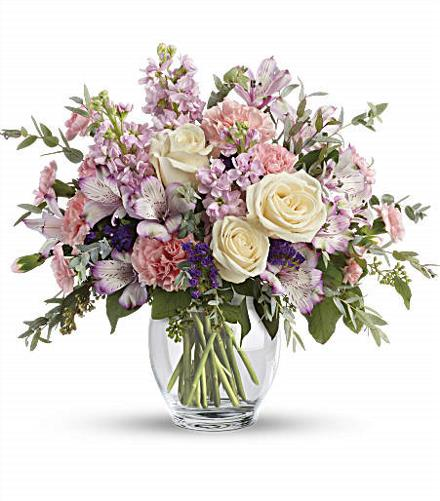 Photo of flowers: Pretty Pastel Bouquet