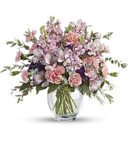 Photo of flowers: Pretty Pastel Bouquet TSP09-1