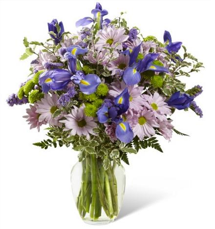 Photo of flowers: Free Sprit Bouquet