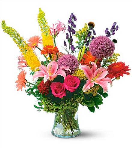 Photo of flowers: Mixed Summer Arrangement