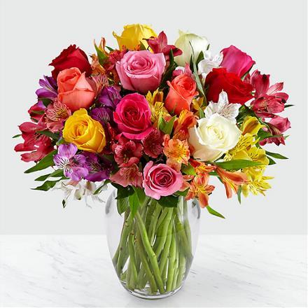 Photo of flowers: Smiles & Sunshine
