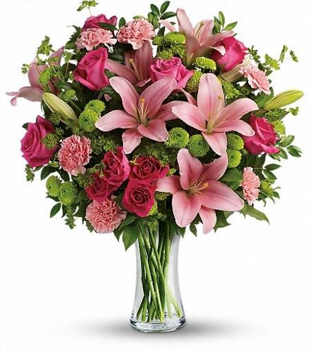 Photo of flowers: Dressed To Impress Bouquet