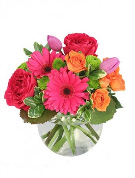 Photo of flowers: Why not? Bouquet