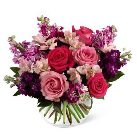 Photo of flowers: Tranquil Bouquet B20-4970