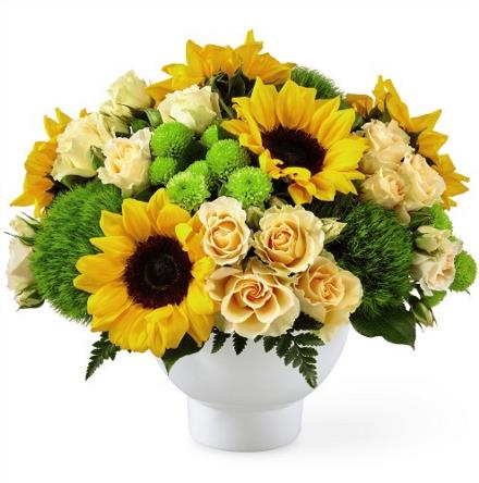 Photo of flowers: Truly Radiant Bouquet D28
