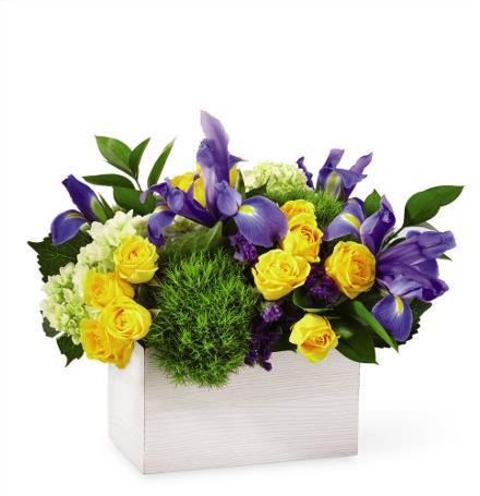 Photo of flowers: Summer Craze Vase Bouquet  19-J1