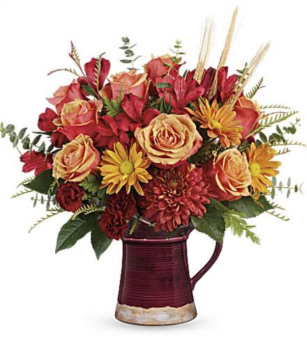 Photo of flowers: Fields Of Fall Bouquet