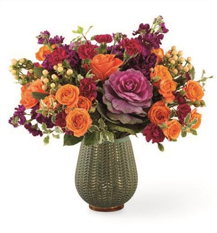 Photo of flowers: Autumn Harvest Bouquet