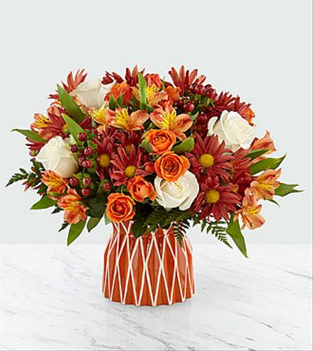 Photo of flowers: Shades of Autumn Bouquet