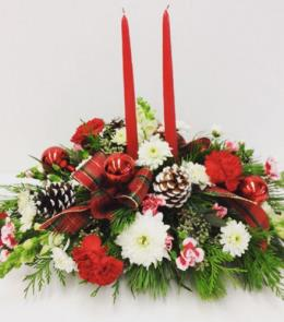 Photo of flowers: Holiday Delight by Brant Florist
