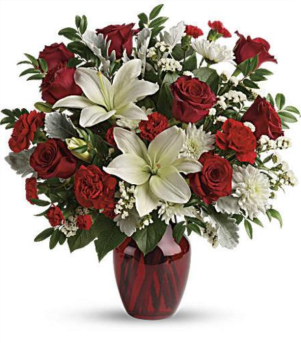 Photo of flowers: Visions Of Love Bouquet