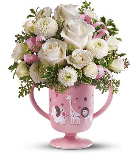 Photo of flowers: Migi Baby Girl  Circus Pink