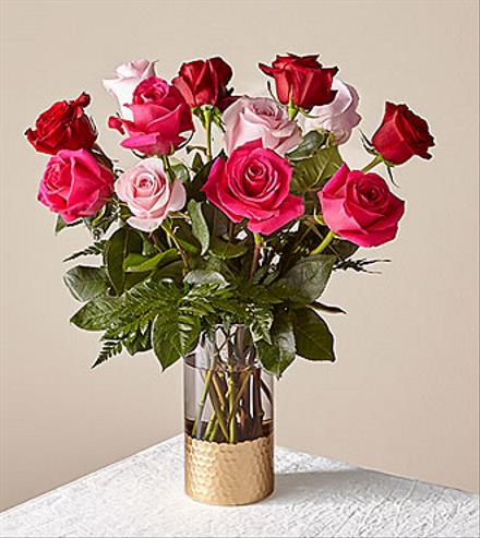 Photo of flowers: Love & Roses Bouquet