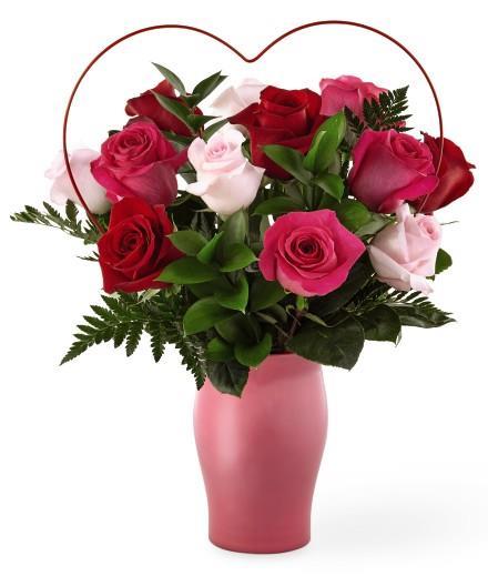 Photo of flowers: XOXO Rose Bouquet