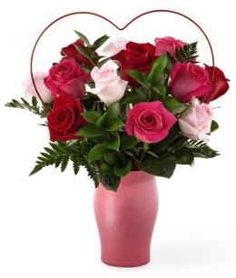 Photo of flowers: XOXO Rose Bouquet