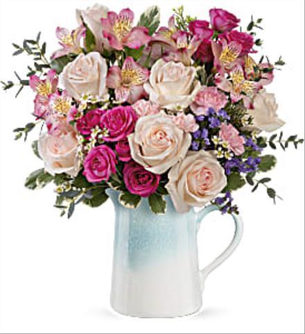 Photo of flowers: Fabulous Farmhouse Bouquet