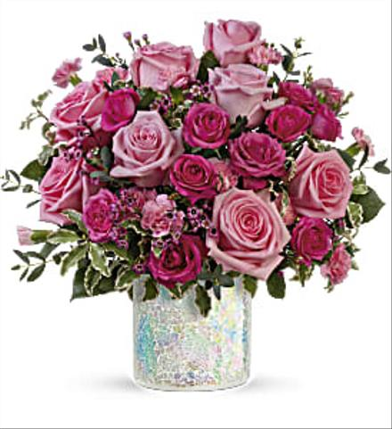 Photo of flowers: Gorgeous Glimmer Bouquet