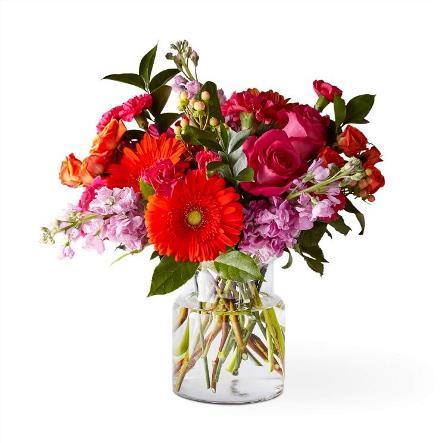 Photo of flowers: Fiesta Bouquet