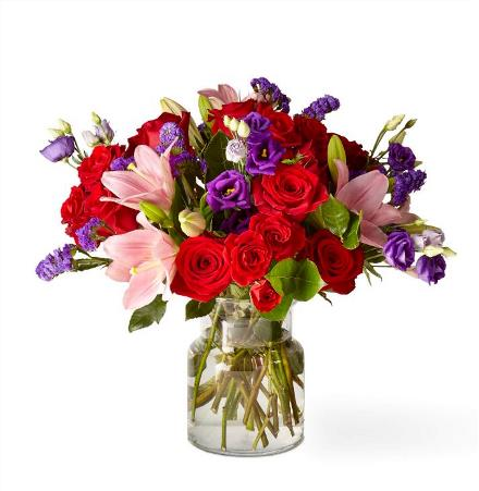 Photo of flowers: Truly Stunning Bouquet
