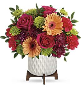 Photo of flowers: Mid Mod Bright's Bouquet