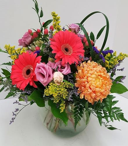 Photo of flowers: Summer Breeze Centerpiece