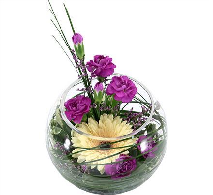 Photo of flowers: Contour Bouquet