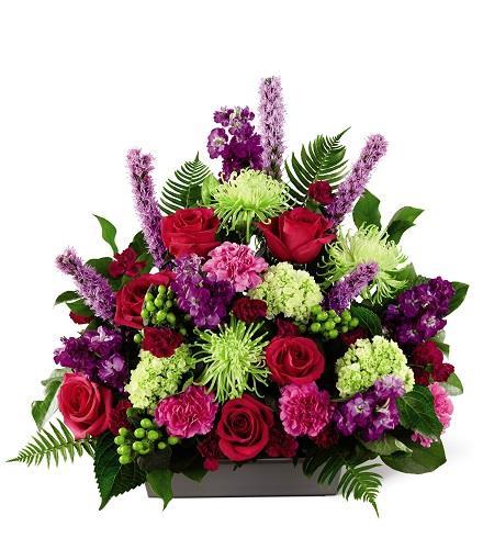 Photo of flowers: Warm Embrace Arrangement