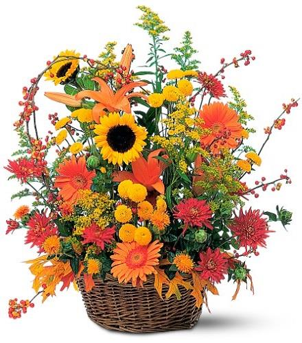 Photo of flowers: Signature Fall Arrangement