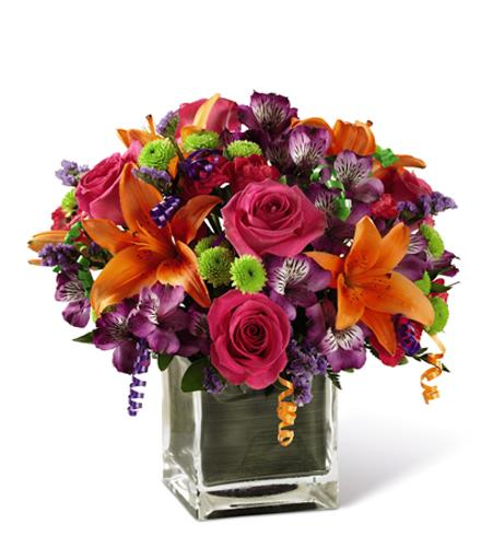 Photo of flowers: Best Bright Bouquet