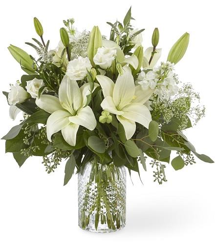 Photo of flowers: Alluring Elegance Vase Bouquet